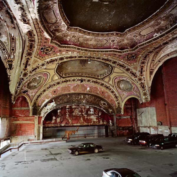 Fox Theater Mi: The Most Beautiful Parking Garage In America